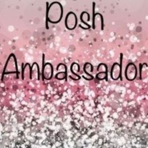 Other - 💗Qualified as a Poshmark ambassador 10/12/2017!💗